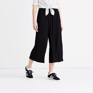 Brand New Madewell Huston Pullon Crop Pants